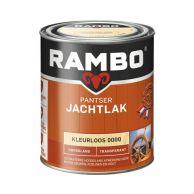 Rambo Pantser Jachtlak Transparant - Hoogglans