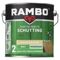 Rambo Pantserbeits Schutting