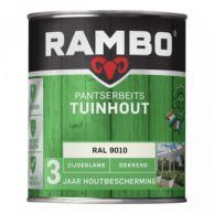Rambo Pantserbeits Tuinhout Dekkend - 750 ml