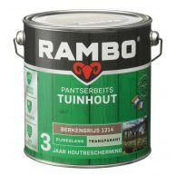 Rambo Pantserbeits Tuinhout Transparant - 2,5 Liter