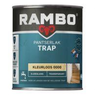 Rambo Pantserlak Trap Transparant - Zijdeglans