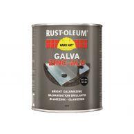 Rust-Oleum 1017 Hard Hat Galva Zinc-Alu - 1Kg