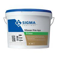 Sigma Siloxan Prim Aqua - Primer 10 liter Wit