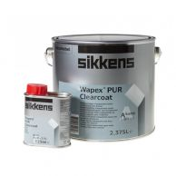 Sikkens Wapex PUR Clearcoat Mat - 2K