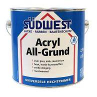 Südwest All-Grund Multiprimer U51 Wit - Acryl