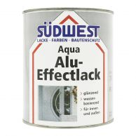 Südwest Aqua Alu Effectlak - Ral 9006