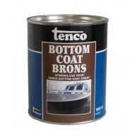 Tenco Bottom Coat - Brons