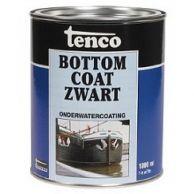 Tenco Bottom Coat - Zwart