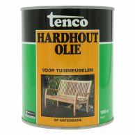 Tenco Hardhoutolie - 1 Liter Naturel