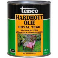 Tenco Hardhoutolie - 1 Liter Royal Teak
