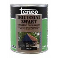 Tenco Houtcoat Zwart - Zijdeglans Waterbasis