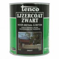 Tenco IJzercoat - Zwart
