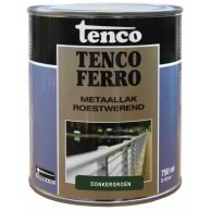Tenco TencoFerro - Donkergroen