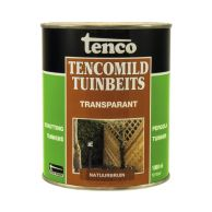 Tenco Tencomild Transparant Tuinbeits - Natuurbruin