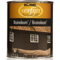 Verfijn Bruinoleum