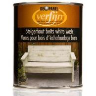 Verfijn Steigerhoutbeits - White Wash