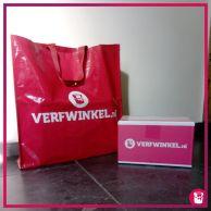 Verfwinkel.nl Shopper