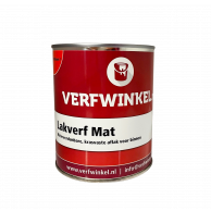 Verfwinkel.nl Lakverf Mat