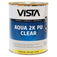 Vista Aqua 2K PU Clear
