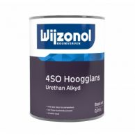 Wijzonol 4SO Hoogglanslak - Urethan Alkyd