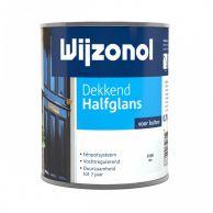 Wijzonol Dekkend Halfglans - 750 ml