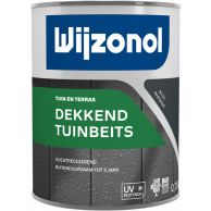 Wijzonol Dekkend Tuinbeits - Standaard Kleuren