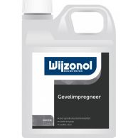 Wijzonol Gevelimpregneer - Kleurloos 5 Liter