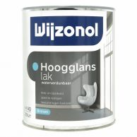Wijzonol Hoogglanslak - Waterverdunbaar