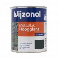Wijzonol Metaallak Hoogglans