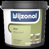 Ral 9016 - Wijzonol Muurverf Mat