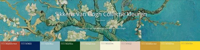 Van Gogh Kleuren