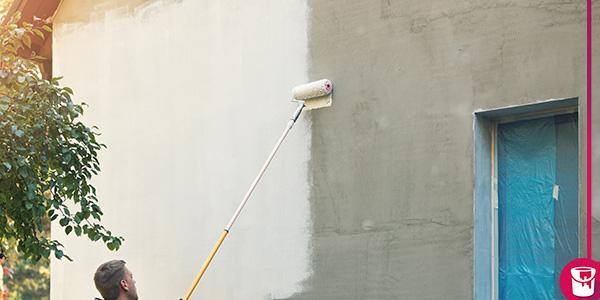 Buitenmuren schilderen