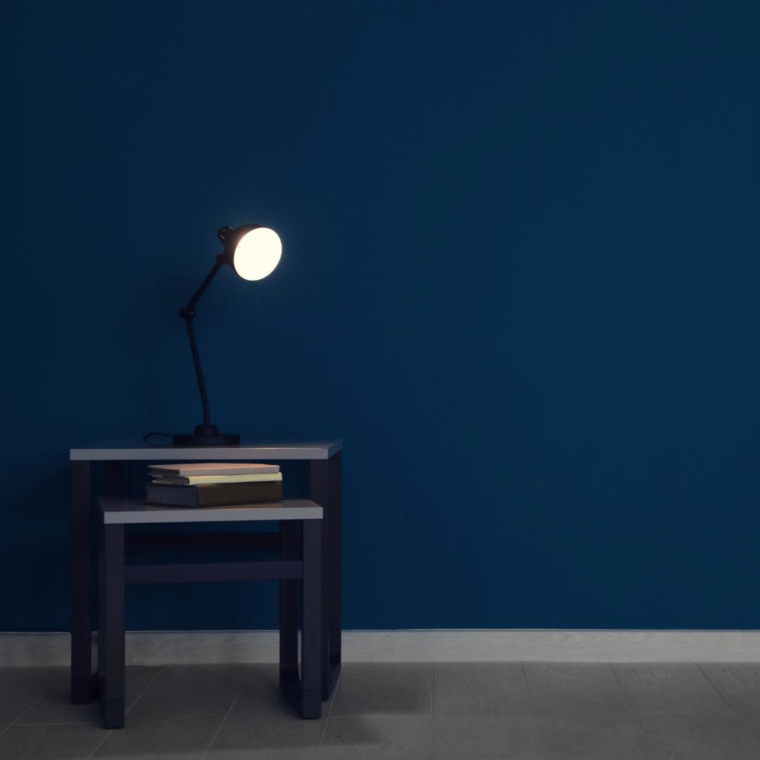 donkerblauw-verf-slaapkamer