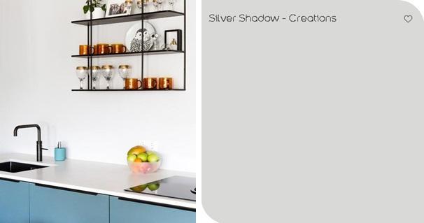 keukenkastjes met kleur
