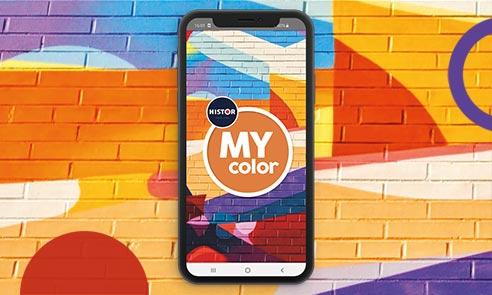 Histor MY Color app