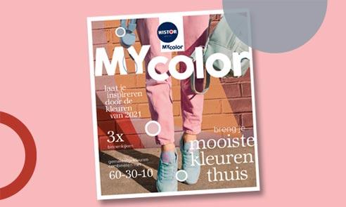 Histor MY color magazine